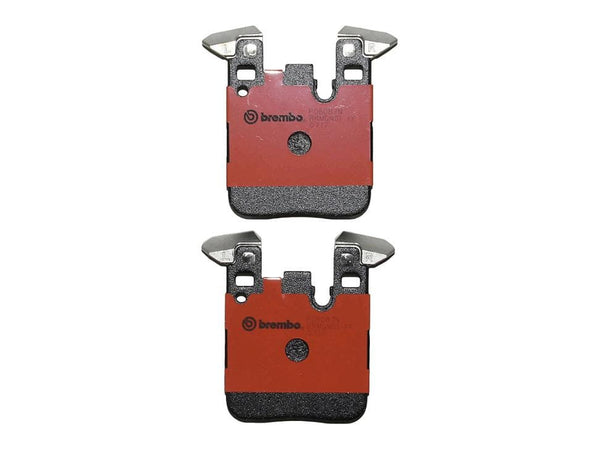 Brembo Brake Pads Rear - BMW F2x 228i / F3x 320i & more (fits many models check fitment) 34216887576-BRE