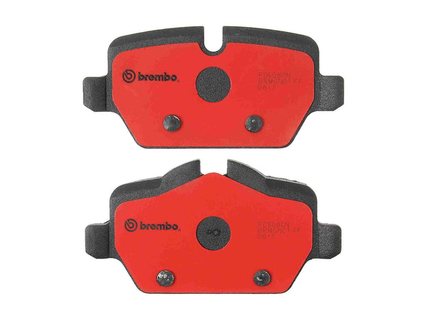 Brembo Brake Pad Set Rear - MINI Cooper / Base / S / JCW / R60 / R61 34219808706-BRE