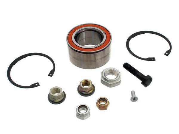 VW/Audi Wheel Bearing Kit (Front) | Mk2 | Mk3 4-cyl | VW GENUINE 357498625B_GENUINE