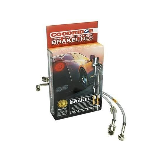 Goodridge Goodridge SS Brake Line Kit Porsche 914/4 37027