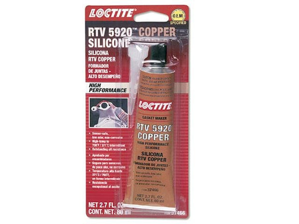 Loctite RTV Sealant | Copper - 2.7oz 37466