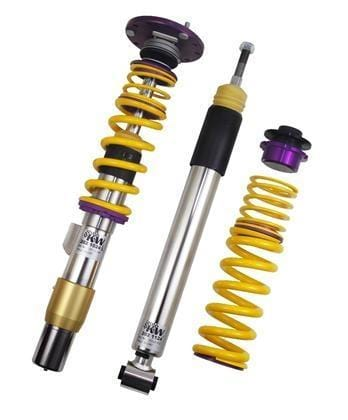KW Suspension KW Clubsport Coilover Kit 3-Way Adj. - 8P A3 (FWD 2.0T | TDI) 39710250