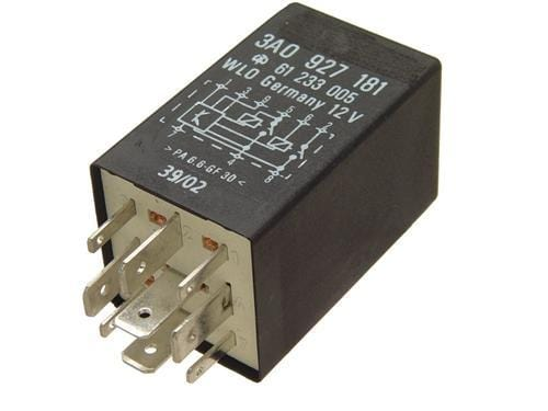 VW/Audi PNP Relay 3A0927181_Genuine