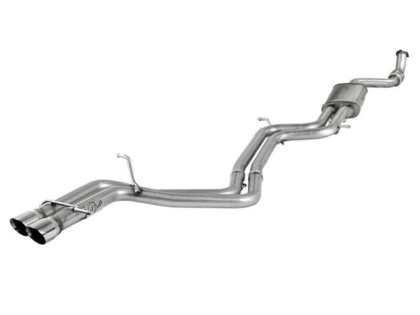 AFE aFe Mach Force XP Cat-back Exhaust - B8 A4 2.0T FWD 49-46403