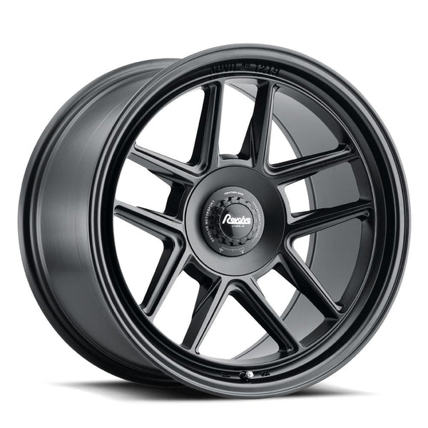"Revolve Revolve APVD No. 1219 Wheel 18"" 5x100/5x114.3 In Stealth Black"