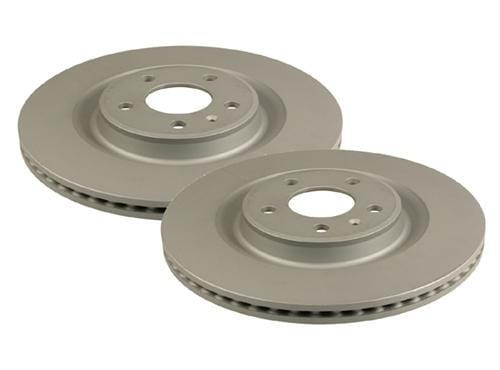 Zimmerman Rear Plain Rotors - Set of 2 Rotors (330x22mm) B8 S4 | S5 4H0615601H-KIT