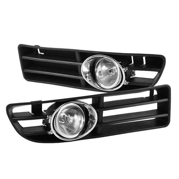 Spyder Spyder Volkswagen Jetta 99-05 OEM Fog Lights w/Switch - Clear 5021724