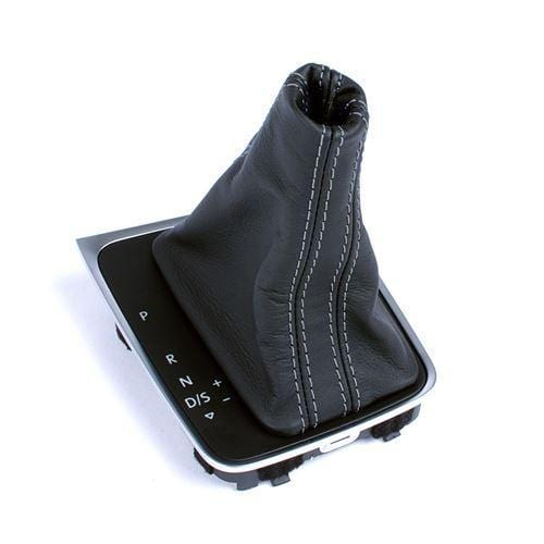 BFI BFI MK7 DSG / Automatic Shift Boot - Leather (SILVER STITCHING) 5234-5G-534
