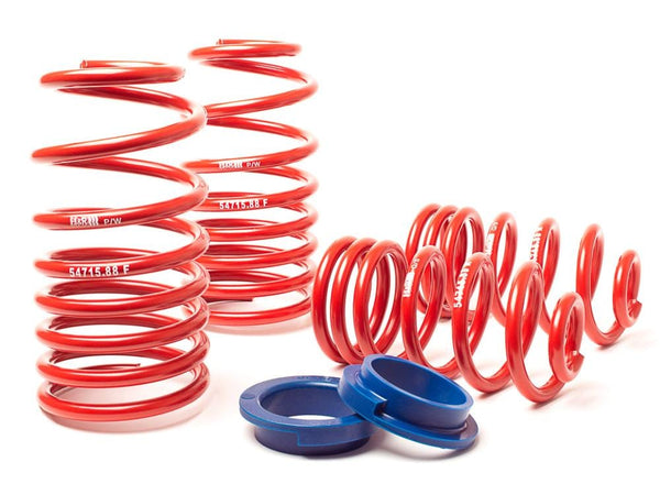 H&R H&R Race Springs | Mk2 | Mk3 Golf | Jetta 4-cyl 1985-1996 54715-88