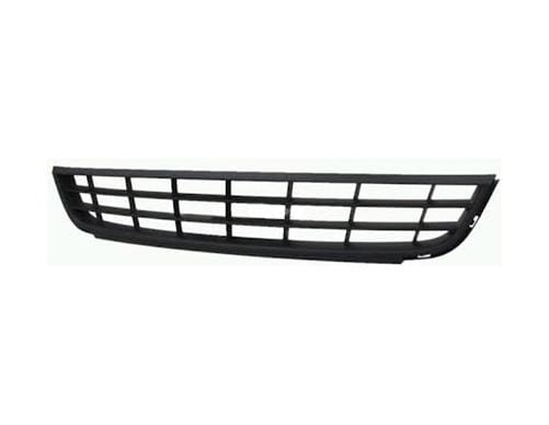 VW/Audi Grille Assembly Lower (Satin Black) | Mk6 Jetta 5C68536779B9