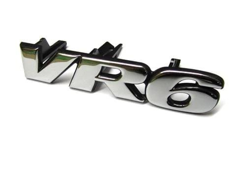 VW/Audi Mk4 Golf VR6 Grill Emblem - Chrome 7D0853679Z10