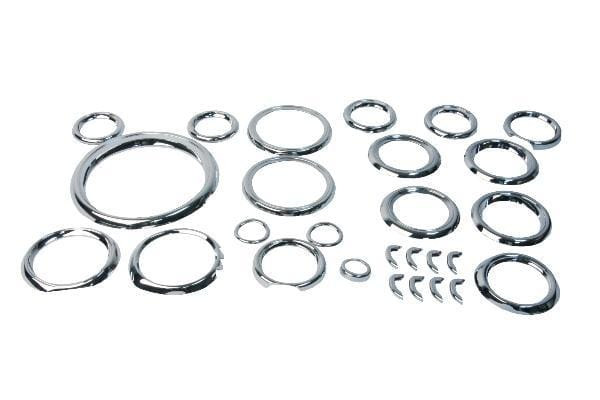 URO Parts Interior Chrome Trim Kit 971107-URP