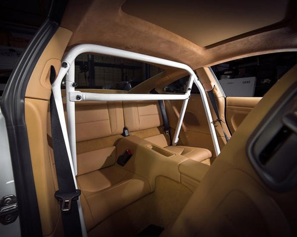 Agency Power Gloss Black Agency Power Bolt-In Roll Bar Harness Bar - 991 AP-991-500