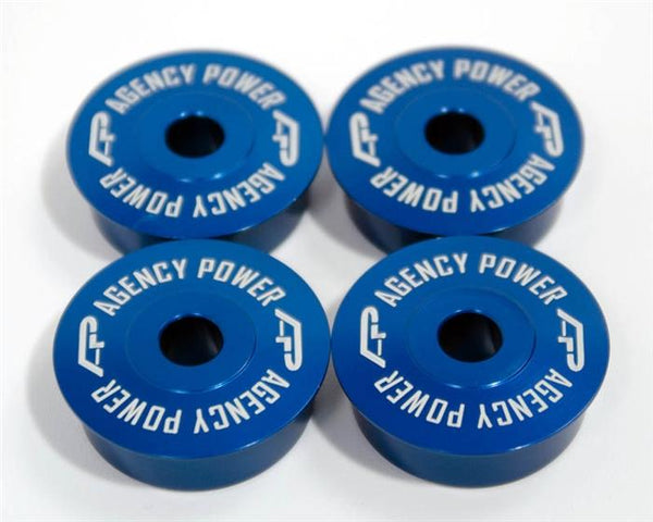 Agency Power Blue Agency Power Thrust Arm Bushings - 996 | 997 AP-996-260B