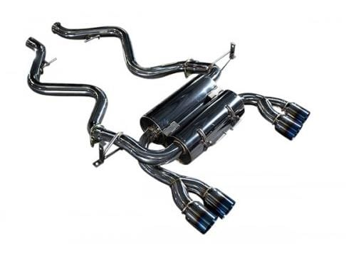Agency Power Stainless Agency Power Exhaust System - BMW | E90 | M3 AP-E92M3-170S