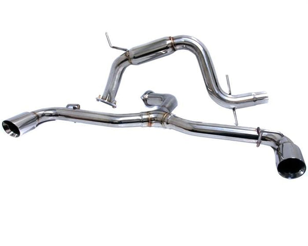 Agency Power Agency Power Cat-Back Exhaust System - Mk6 VW | GTI AP-MK6-170
