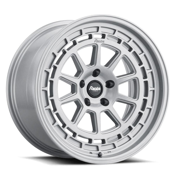 "Revolve Revolve APVD No. 0119 Wheel 19"" 5x120 in Liquid Silver"