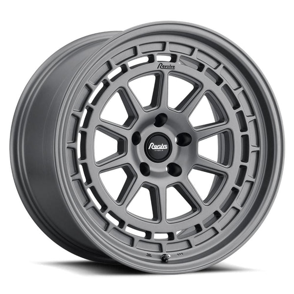"Revolve Revolve APVD No. 0119 Wheel 18"" 5x100 in Seal Grey"