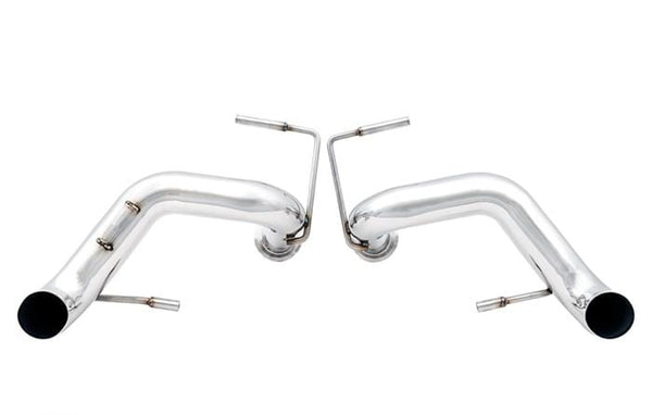 AWE Tuning Straight Pipe Exhaust (2014+) AWE Tuning R8 V8 Facelift Performance Exhaust 3010-11090