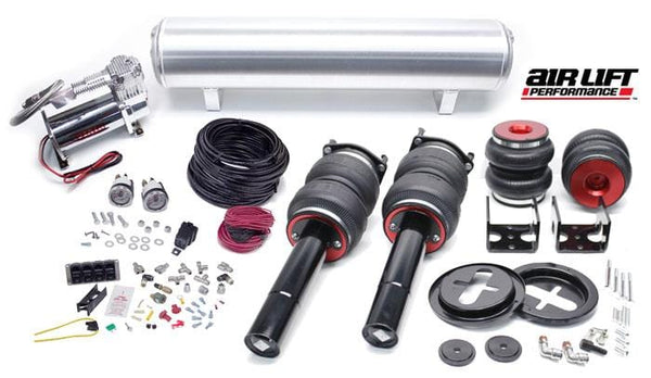 Urostance Air Lift Kit w/Manual Controls | Mk6 Jetta S 2.0L 8v (2014-2015) BAG-Mk6-Jetta-50-IRS-ManualKIT