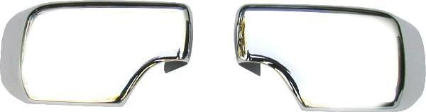 URO Parts Chrome Mirror Covers CME39E46-URP