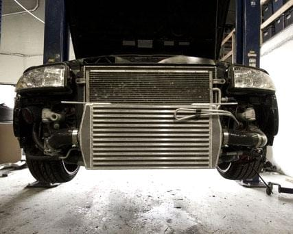 CTS Turbo B6 Audi A4 1 8T Front Mount Intercooler