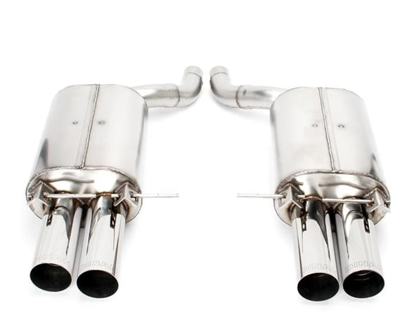 Dinan Polished Stainless Steel Dinan Free Flow Axle-Back Exhaust for BMW | E60 | M5 D660-0009A