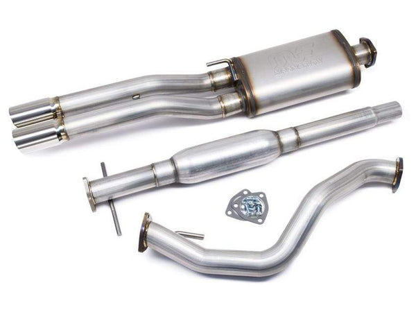 42 Draft Designs 42 Draft Design Mk3 Jetta Cat-Back Exhaust EX03JTCB