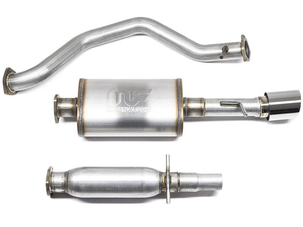 42 Draft Designs 42 Draft VW Mk4 Golf | Jetta Slip Fit Cat-back Exhaust System EX04GJCB