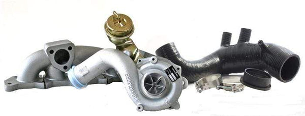 FrankenTurbo No Thanks / No Thanks / No Thanks FrankenTurbo F21T Hybrid Turbo Kit for Transverse VW/Audi 1.8T F21T-Transverse-1.8T