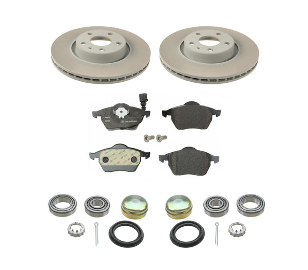 UroTuning Brake Kit OEM Rear Brake Kit | VW Mk3 Golf | Jetta VR6 357615601B_D104P