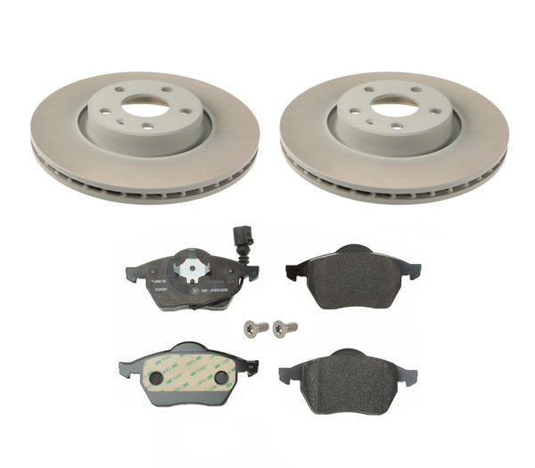 UroTuning Brake Kit OEM Front Brake Kit | VW Mk4 Golf R32 Mk4.R32.Front_BK