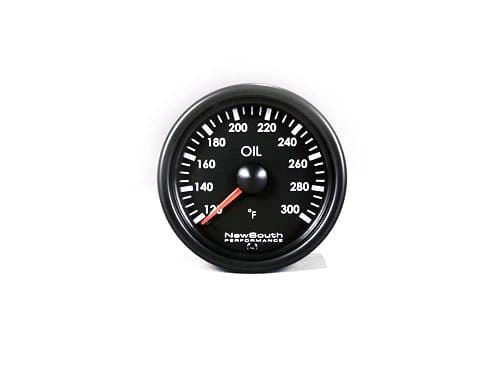 New South Performance New South Performance Indigo 300F Oil Temperature Gauge GAU.003