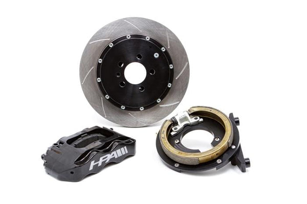 HPA HPA Blue / Mk4 HPA Motorsports Rear Big Brake Kit (335mm) - Mk4 | Mk5 | Mk6 | Mk7 HVA-212-BL