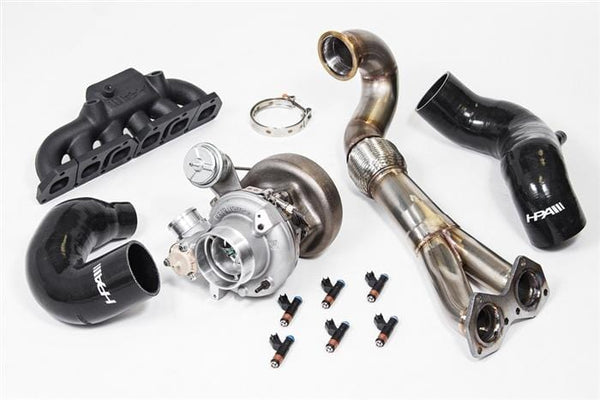 HPA DTM HPA Motorsports EFR 7670 Single Turbo Kit - Mk5 R32 | Mk2 TT | 8P A3 | 3.2L VR6 FT-DTM-7670-MK5