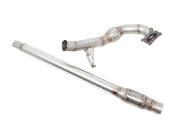 HPA No Thanks HPA Motorsports Downpipe - Mk5 | Mk6 | 8P | (FWD) HVA-251-RACE