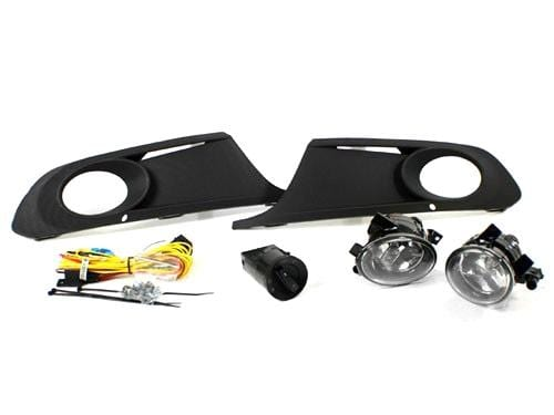 Velt Sport Chrome Fog Light Conversion Kit | Mk6 Jetta Sedan (2011-2014) HVWJ6FOG-KIT-C