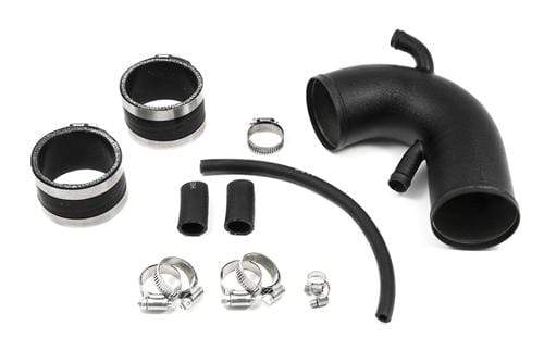 42 Draft Designs Black Finish / OBD2 96-99 / No Thanks 42 Draft Design Mk3 VR6 Upper Intake Tube IN-301-20B