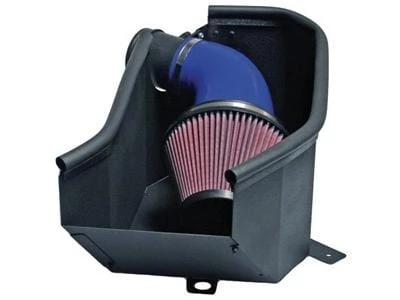 EVOMS Black EVOMS V-Flow Air Intake | B6 Passat 3.6L INTKVFMK5-R32_B6-BLK