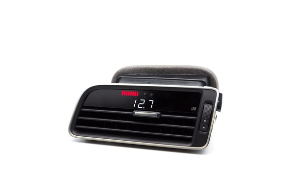 P3 Cars Gauges Digital Vent Multi-Gauge by P3 Cars | B7 Passat 2012+