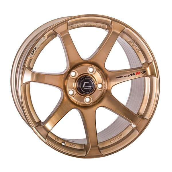Cosmis Racing Cosmis Racing MR7 Hyper Bronze Wheel 18x9 +25mm 5x100 MR7-1890-25-5x100-HBR