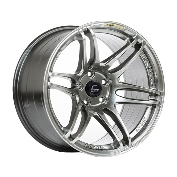 Cosmis Racing Cosmis Racing MRII Hyper Black Wheel 18X10.5 +20mm 5x114.3 MRII-18105-20-5x114.3-HB