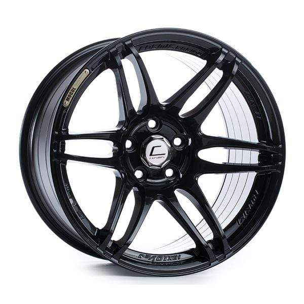 Cosmis Racing Cosmis Racing MRII Black Wheel 18x8.5 +22mm 5x114.3 MRII-1885-22-5X114.3-B