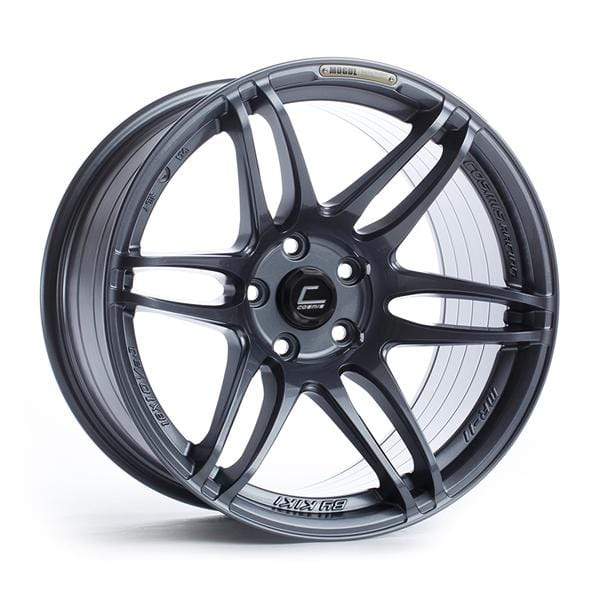 Cosmis Racing Cosmis Racing MRII Gun Metal Wheel 18x8.5 +22mm 5x114.3 MRII-1885-22-5x114.3-GM