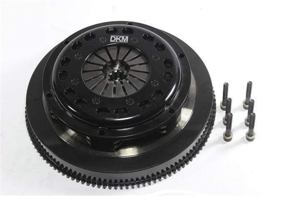 DKM DKM Stage 5 MR Twin Disc Clutch & Flywheel Kit | VW MR-034-141