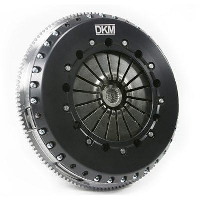 DKM DKM Stage 3 MS Twin Disc Clutch & Flywheel Kit MS-034-047