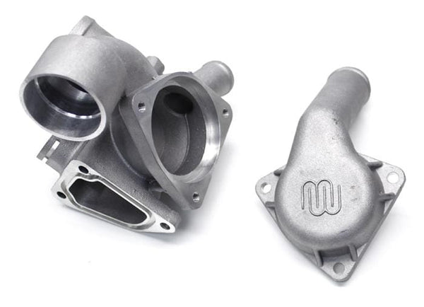 UroTuning Kits Thermostat Housing Kit in Cast Aluminum Metal | 2.8L | 3.2L 24v VR6 Metal-Thermo-Housing-24v-VR6