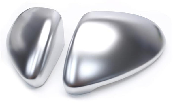 UroTuning Kits Brushed Aluminum Style Mirror Covers | MK7 Golf | GTi | Golf R Mk7-ALUM-005