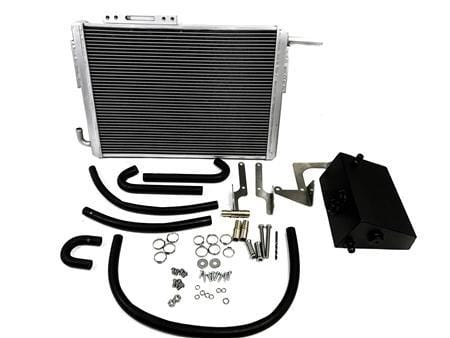 Private Label Manufacturing Private Label MFG Power Driven Heat Exchanger and Reservoir Kit | Audi B8/B8.5 A4/S4 PLM-Audi-B8-COMBO