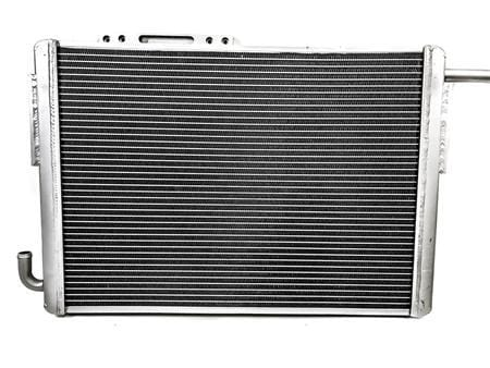 Private Label Manufacturing Private Label MFG Power Driven Heat Exchanger | Audi B8/B8.5 A4/S4 PLM-Audi-B8-HE